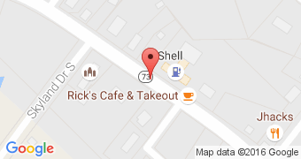 Rick's Food Mart & Cafe