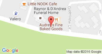 Audrey's Fine Baked Goods