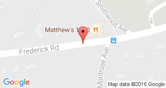 Matthew's 1600