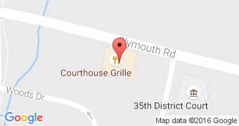 The Courthouse Grille Restaurant