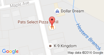Pat's Select Pizza and Grill