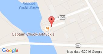 Captain Chuck A Mucks Ship