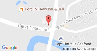 Port 151 Island Cafe