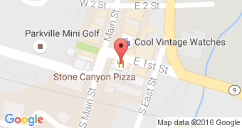 Stone Canyon Pizza CO