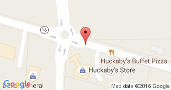 Huckaby Buffet Pizza