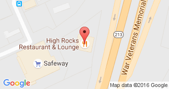 High Rocks Restaurant