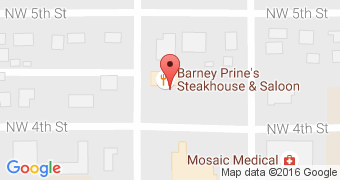 Barney Prine's Steakhouse & Saloon