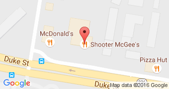 Shooter Mcgee's