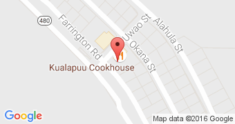 Kualapu'u Cookhouse