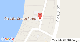 Lake George Retreat
