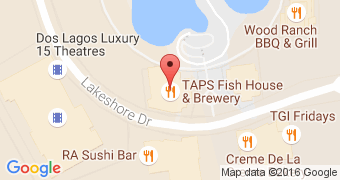 TAPS Fish House & Brewery - Dos Lagos