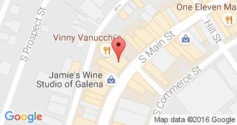 Vinny Vanucchi's