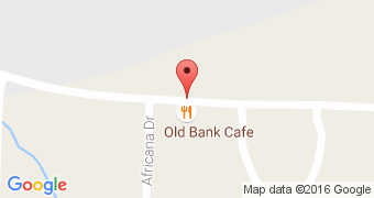 Old Bank Cafe