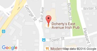 Dohertys East Ave Irish Pub