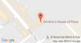 Dimitrios' House of Pizza Restaurant