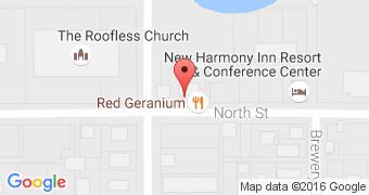 Red Geranium Restaurant