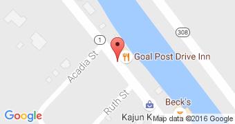 Goal Post Drive In
