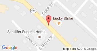 Lucky Strike Restaurant