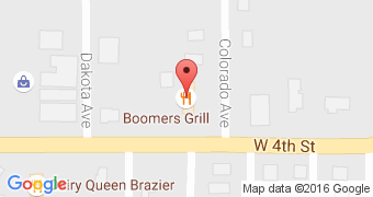 Boomers' Steakhouse & Grill
