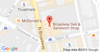 The Broadway Deli