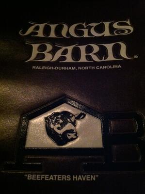 The Angus Barn in Raleigh, North Carolina: information ...